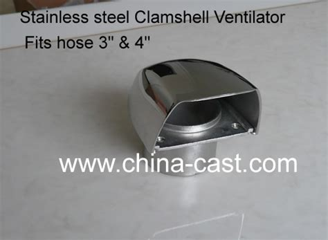 model boat vents cheap wholesale stainless steel adjustable yacht air cowl