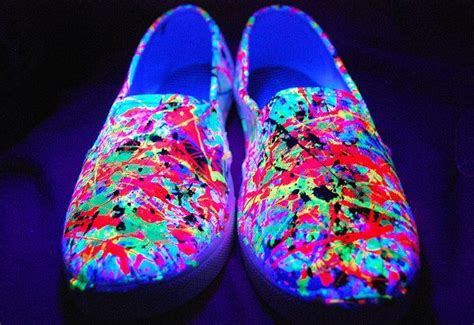 glow in the paint for shoes the 25 best glow ideas on neon