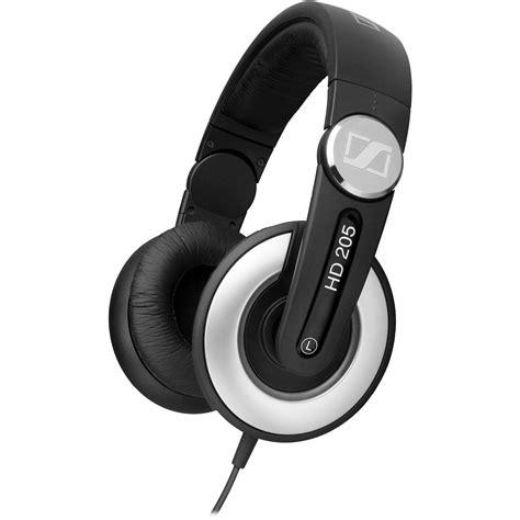 Dijamin Sennheiser Hd 205 Ii sennheiser hd 205 ii dj style headphones hd205 ii b h photo