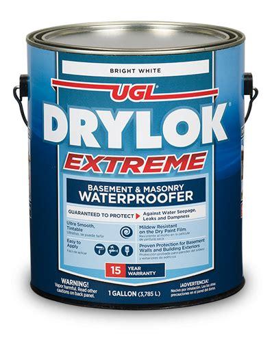 drylok paint colors ugl drylok 174 masonry waterproofer