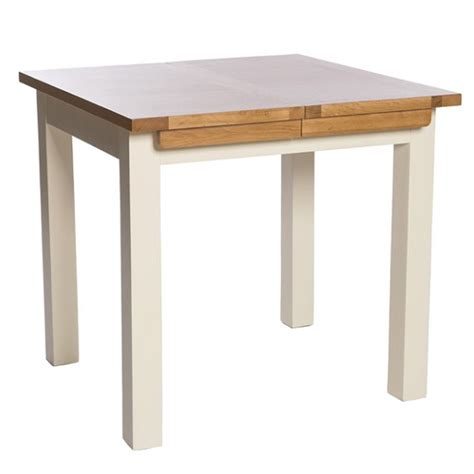 lexington dining room table lexington wooden extending dining table in ivory 31234