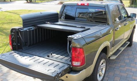 rambox bed bak bakflip f1 folding tonneau cover 2009 12 dodge ram