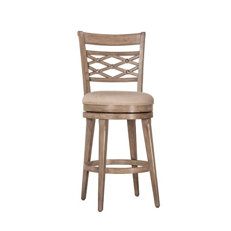 18 Bar Stools On Sale by 251 Whittier Weathered Gray Swivel Counter Stool On Sale