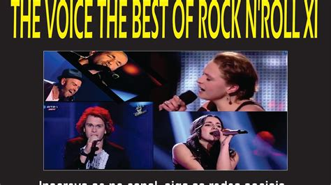 the voice keeps rolling right along salon com the voice the best of rock n roll xi youtube