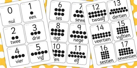 free printable afrikaans alphabet flash cards new afrikaans 0 20 number flash cards my daughter