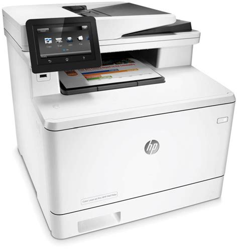 Printer Laser Multi Hp M477fnw Laserjet Pro Multi Function Colour Laser Printer Ebuyer