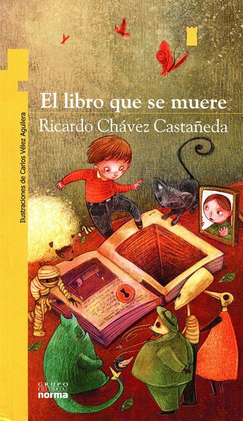libro el da que se el libro que se muere on illustration served