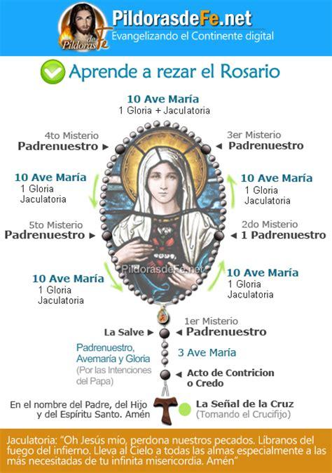 como rezar el rosario el santo rosario at wwwsanctaorg como rezar el santo rosario instructivo places to visit