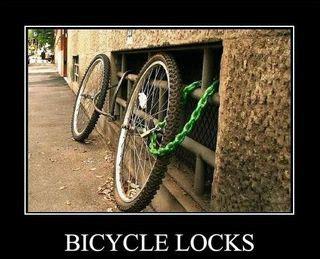 cadenas de bici en decathlon rompiendo candados i love bicis