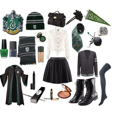 Kate Waxes Poetic About A Bag by Slytherin School School Uniforms