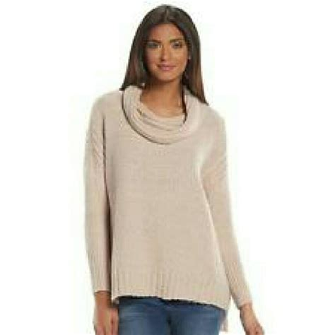 Sweater Lope Pink 78 sweaters pink cowl
