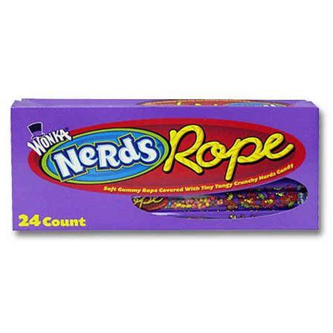 wonka nerds rope candy  ct