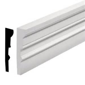exterior window trim home depot fypon 1 3 4 in x 96 in x 7 in polyurethane window and