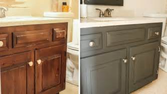 bathroom vanity painting before and after how to paint a bathroom vanity angies list