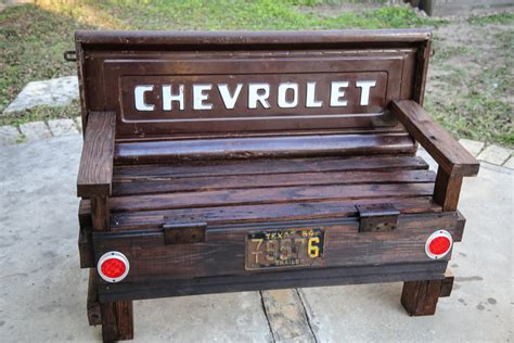 tail gate bench sale chevrolet tailgate bench