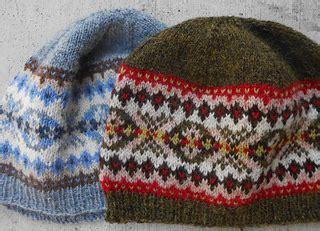 beginner fair isle knitting pattern ravelry beginner s fair isle cap pattern by bajus