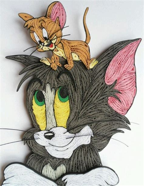 Tom And Jerry Papercraft - tom and jerry papercraft 28 images tom and jerry show
