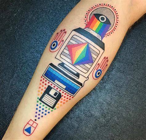 computer tattoos best ideas for tattoos part 30