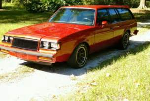 1983 Buick Regal Wagon 1983 Buick Regal Wagon Grand National 455 Big Block For