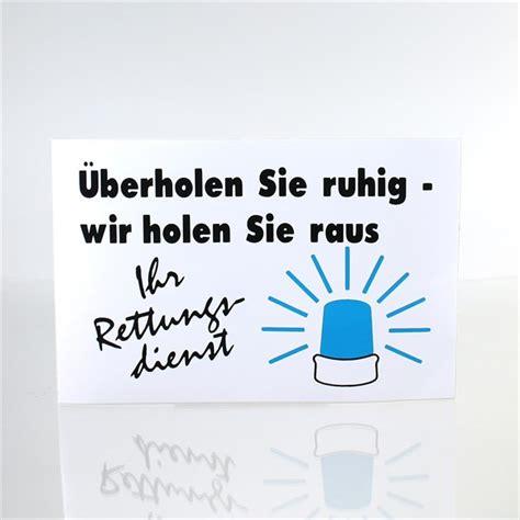 Aufkleber Kfz by Betriebsausstatter De Kfz Aufkleber Rettungsdienst