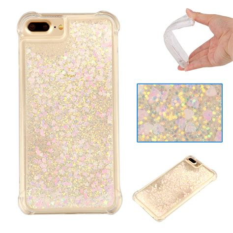 Softcase Model Iring For Samsung J2 Prime Silikon bling dynamic liquid glitter shockproof soft tpu