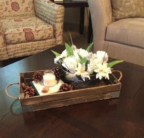 Decorating A Coffee Table Top Lovely Decorative Tray For Coffee Table Coffee Table Trays Coffee Table Tray Ideas Furniture