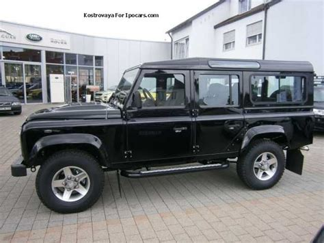 land rover defender 2013 4 door 2013 land rover defender 110 station wagon se premium