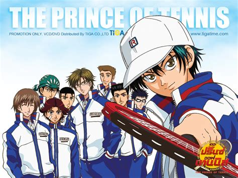The Prince Of Tennis V 1 the prince of tennis เจ าชายล กส กหลาด ป 1 7 anime i ด อน เมะ