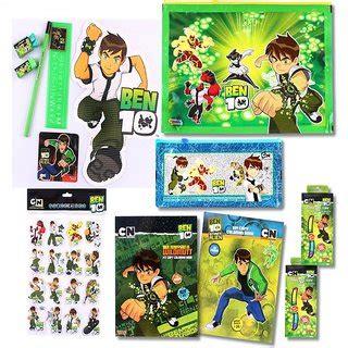 Sticker Nama Ben 10 sticker bazaar ben 10 ultimate stationery gifts set combo 329 buy sticker bazaar ben