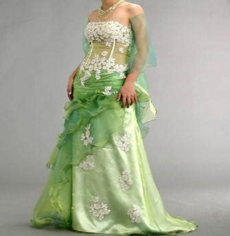 white and green wedding dresses wedding dress photography green and white wedding dress