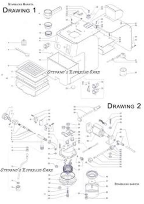 Starbucks Barista Parts Diagram