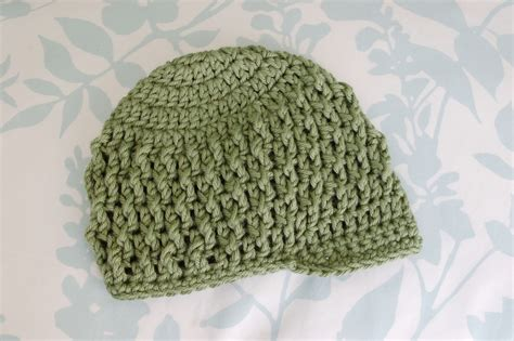 Textured Hat Pattern | alli crafts free pattern deeply textured hat 3 months