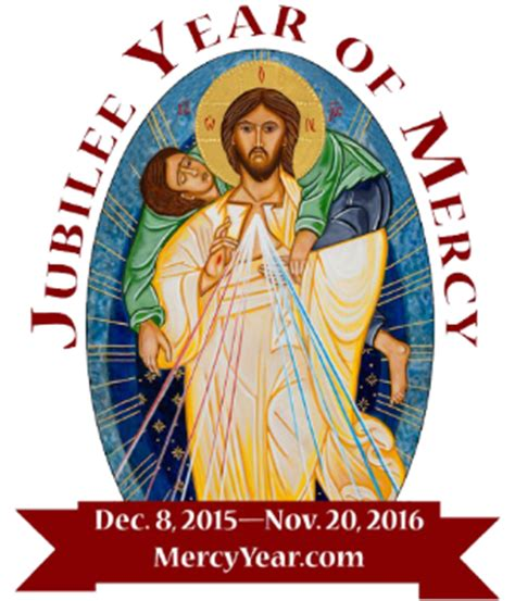 things you didnt see the year of mercy logo explained image gallery jubilee mercy icon
