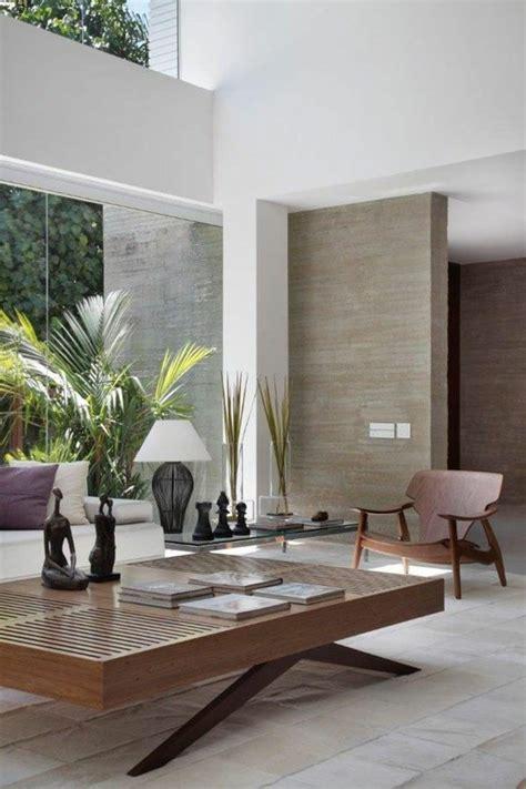Exceptional Salle De Bain Zen Beige Et Blanc  #7: 0-idee-deco-salon-ambiance-zen-chambre-adulte-zen-table-basse-en-bois-meubles-basses.jpg