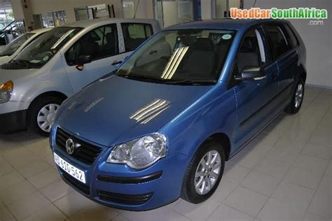 2007 volkswagen polo used car for sale in port elizabeth