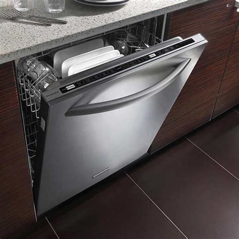 Kitchenaid Dishwasher Review   Superba Series EQ for 2012