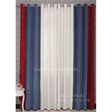 blue curtains for boys bedroom boys bedroom curtains in red blue and white combined colors for eco friendly