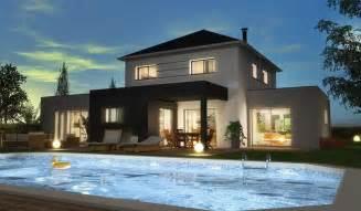 maison contemporaine top