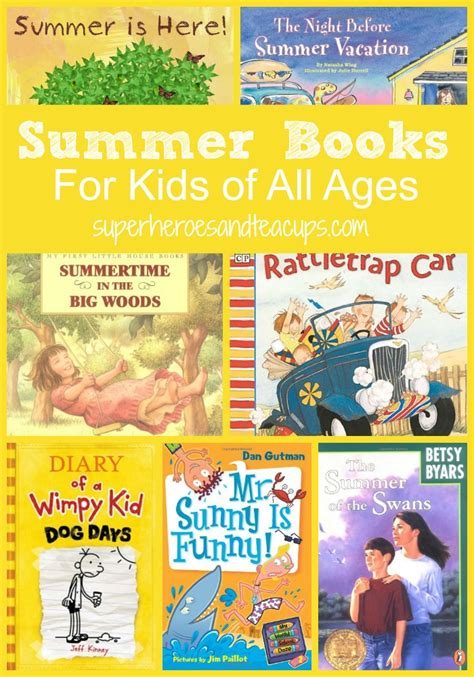 children of our age books summer books for of all ages