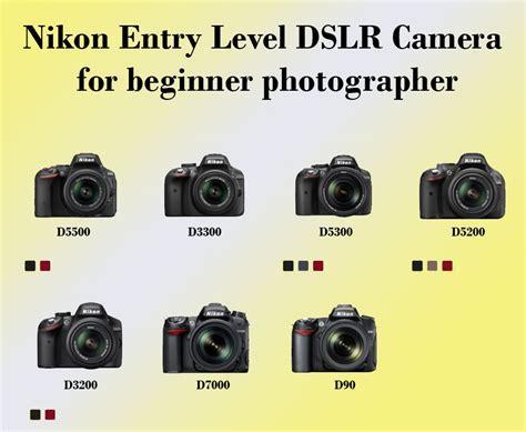 Best Nikon Entry Level DSLR Cameras   GotitNow.in