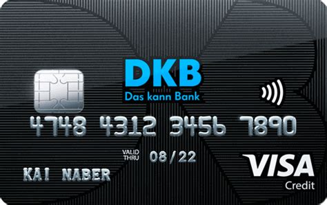 bank kredit karte dkb bank girokonto f 252 r aktivkunden attraktiver
