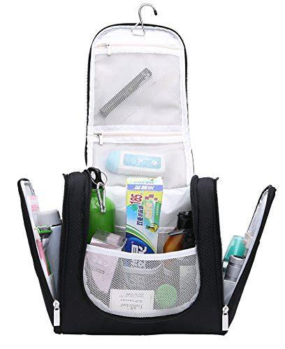 hanging bathroom travel organizer magictodoor hanging toiletry bag cosmetic travel bag