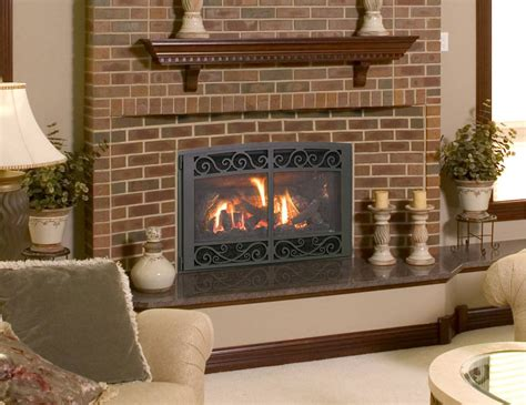 comparing gas fireplace inserts home design ideas