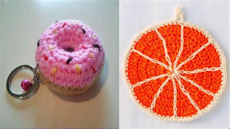 adornos navideos tejidos al crochet llaveros y adornos tejidos en crochet ganchillo imagenes