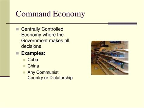 country that uses traditional economy the four types of economic systems