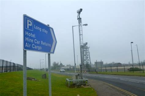 Return Intl returning a car hire to belfast international airport