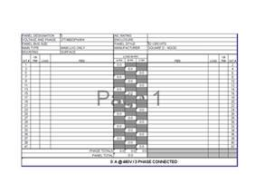 electrical schedule template electrical schedule templates electrical wiring diagram