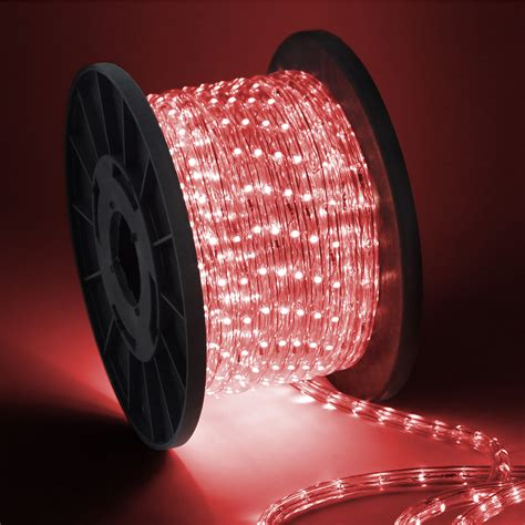 50 100 150 300 led rope lights home in outdoor