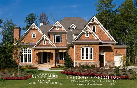 Graystone Cottages by Graystone Cottage House Plan House Plans By Garrell