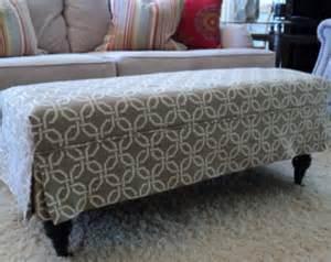 large ottoman slipcover popular items for ottoman slipcover on etsy